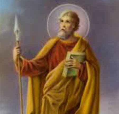 Prayers to St.Thomas Apostle