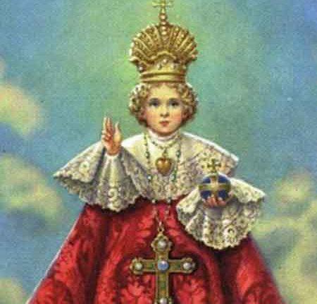 Novena to Infant Jesus