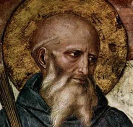 Prayer to St.Benedict of Nursia