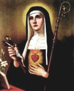 Prayer of St.Getrude